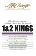 1 & 2 Kings (Lifechange Study Series) eBook
