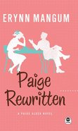Paige Rewritten (#02 in A Paige Alder Novel Series) eBook