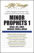 Minor Prophets 1 (Lifechange Study Series) eBook