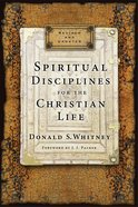 Spiritual Disciplines For the Christian Life eBook