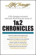 1 and 2 Chronicles (Lifechange Study Series) eBook