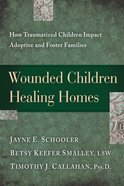 Wounded Children Healing Homes eBook