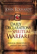 Daily Declarations For Spiritual Warfare eBook