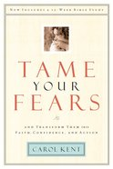 Tame Your Fears (2003) eBook