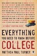 Everyhting You Need to Know Before College
