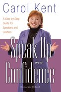 Speak Up With Confidence eBook