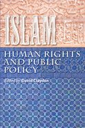 Islam: Human Rights and Public Policy eBook