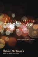 Theology as Revisionary Metaphysics Paperback