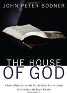 The House of God Paperback