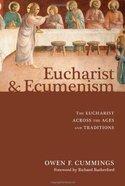 Eucharist and Ecumenism Hardback