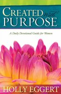 Created With Purpose eBook