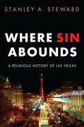 Where Sin Abounds eBook