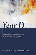 Year D eBook