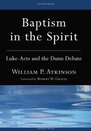 Baptism in the Spirit eBook