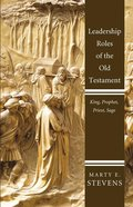 Leadership Roles of the Old Testament eBook