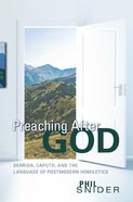 Preaching After God eBook
