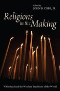 Religions in the Making eBook