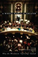 A Whole Which is Greater eBook