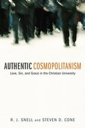 Authentic Cosmopolitanism eBook