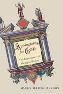 Apologizing For God eBook