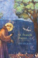 St. Francis Poems Paperback