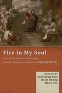 Fire in My Soul Paperback