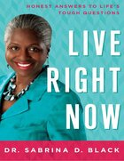 Live Right Now eBook