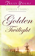 Golden Twilight (Alaskan Historical #03) (#748 in Heartsong Series) eBook