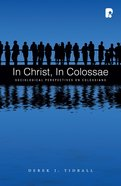 In Christ, in Colossae eBook