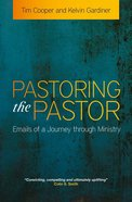 Pastoring the Pastor eBook