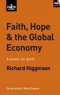 Faith, Hope & the Global Economy eBook