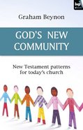 God's New Community eBook