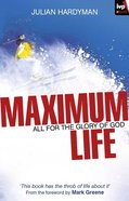 Maximum Life eBook