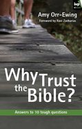 Why Trust the Bible? (Niv Edition) eBook