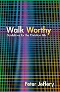 Walk Worthy eBook