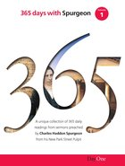 365 Days With Spurgeon (Vol 1) eBook