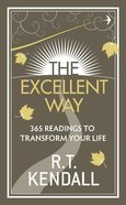 The Excellent Way eBook