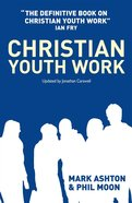 Christian Youth Work eBook