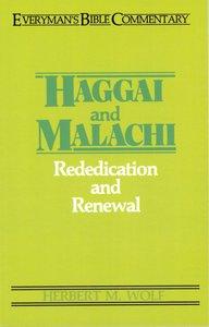 Haggai & Malachi (Everymans Bible Commentary Series)
