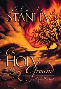 On Holy Ground (Large Print)