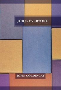 Job For Everyone (Old Testament Guide For Everyone Series)