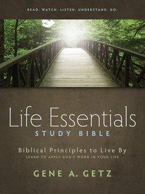 HCSB Life Essentials Study Bible