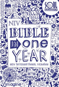 NIV Soul Survivor Bible in One Year (British Text)