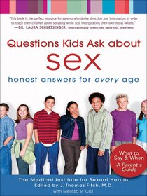 Questions Kids Ask About Sex
