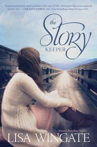 The Story Keeper (Large Print) (#02 in Carolina Heirlooms Collection Series)