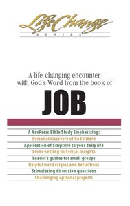 Job (Lifechange Study Series)