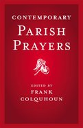 Contemporary Parish Prayers Paperback