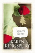 Sarah's Song (#03 in Red Gloves Series)