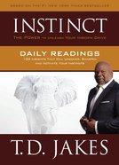 Instinct Daily Readings Hardback