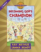 Becoming Gods Champion (2 Timothy) (Discover For Yourself Bible Studies Series)